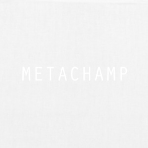 Metachamp - Øko-stoftaske