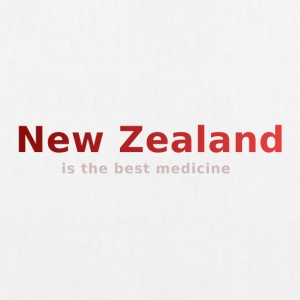New Zealand is the best medicine - EarthPositive Tote Bag