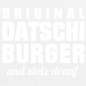 Original Datschiburger (Augsburg) - EarthPositive Tote Bag