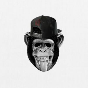 NEW KING MONKEY COLLECTION - Bio-Stoffbeutel