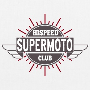 Supermoto HiSpeedClub - EarthPositive Tote Bag