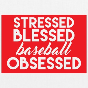 Baseball: Sollecitato Beato - Baseball Obsessed - Borsa ecologica in tessuto