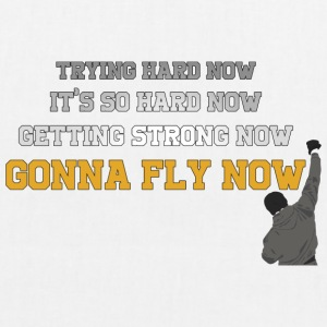 Gonna Fly Now - Rocky - Bolsa de tela ecológica