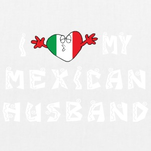 mexicanske Husband - Øko-stoftaske