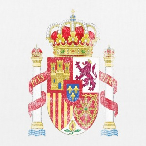 Spanish Coat of Arms Spain Symbol - EarthPositive Tote Bag