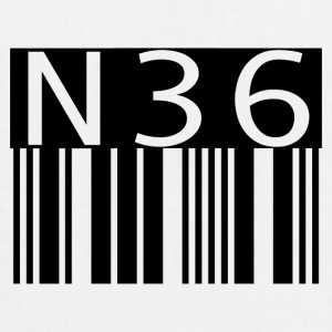 n36barcode - EarthPositive Tote Bag