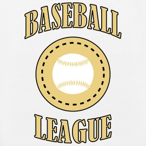 Baseball League - Øko-stoftaske