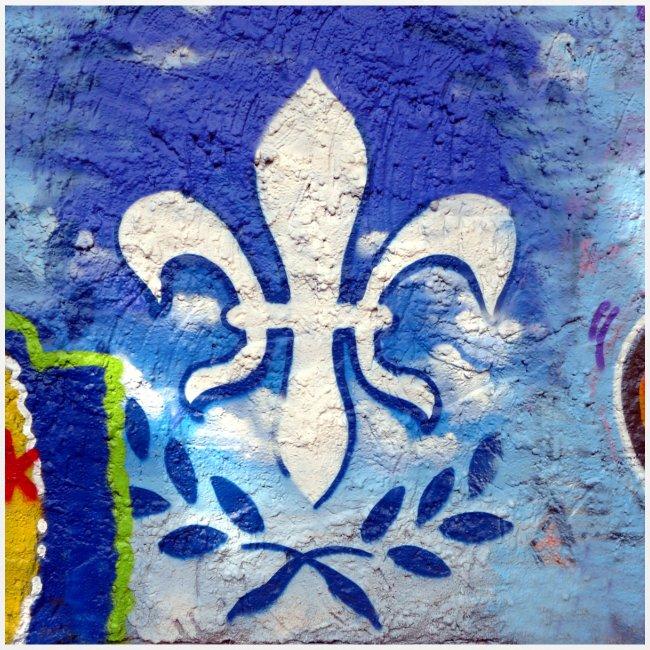 Graffiti Lilie