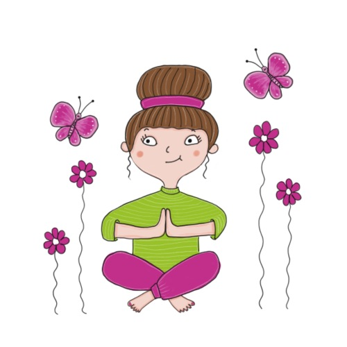 Bine - Meditation - Bio-Stoffbeutel