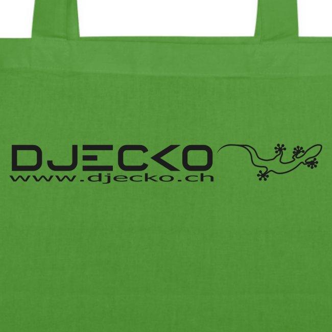 Logo rect noir txt et gecko