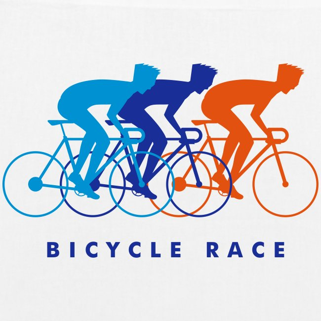 Cool bicycle race design