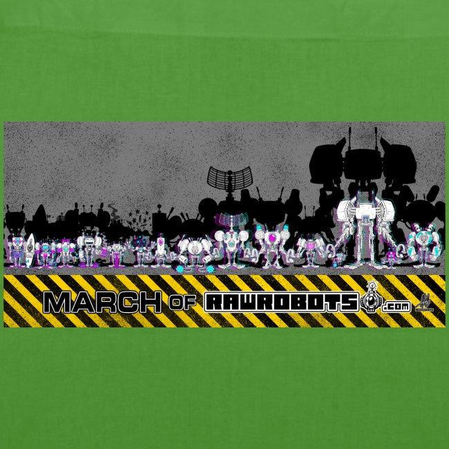 #MarchOfRobots ! LineUp Nr 2