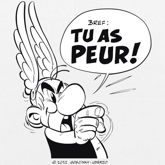 Asterix & Obelix - Asterix 'Tu as peur!'
