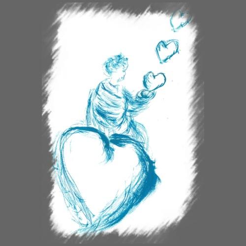 Fileuse d amour - Sac en tissu biologique