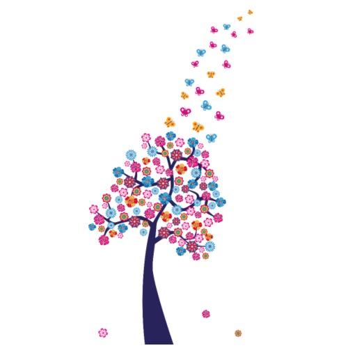 Traum-Baum - Bio-Stoffbeutel