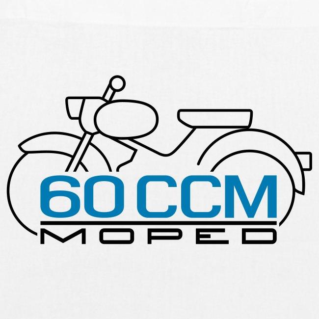Moped sparrow 60 cc emblem