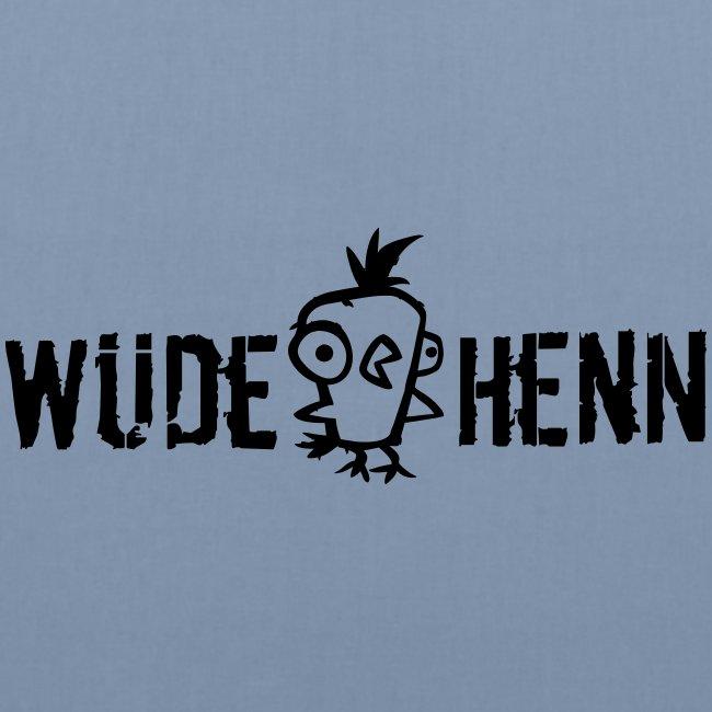 Vorschau: Wüde Henn - Bio-Stoffbeutel