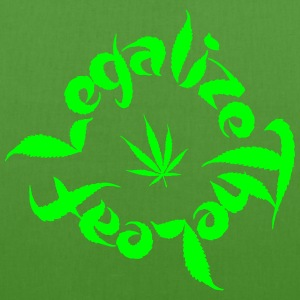 legalize - EarthPositive Tote Bag