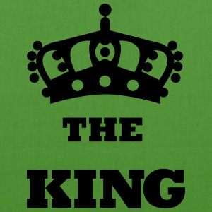 the_king - Bolsa de tela ecológica