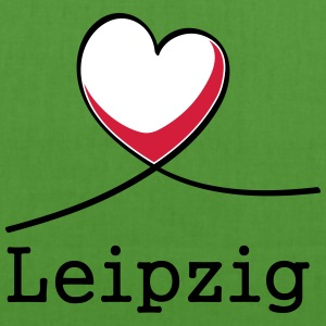 I love Leipzig! - EarthPositive Tote Bag