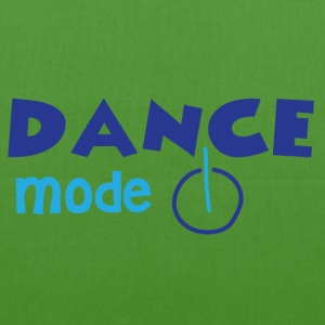 Dance mode - Bio-Stoffbeutel
