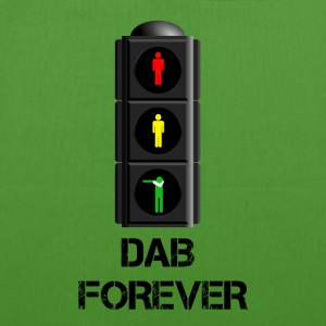 TRAFFIC LIGHT FOREVER DAB / DAB TRAFFIC LIGHT - EarthPositive Tote Bag