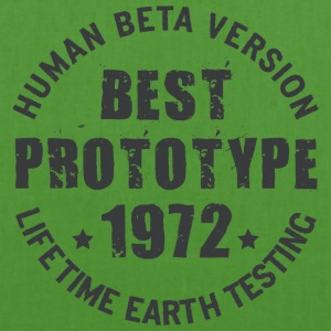 1972 - The year of birth of legendary prototypes - EarthPositive Tote Bag