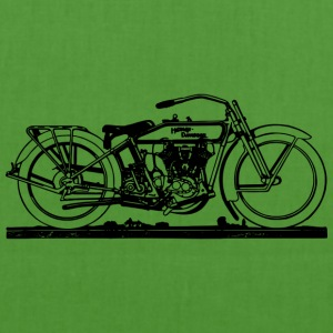 Motorbike - EarthPositive Tote Bag