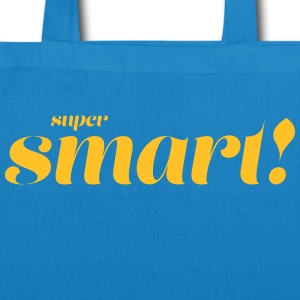Super Smart - EarthPositive Tote Bag