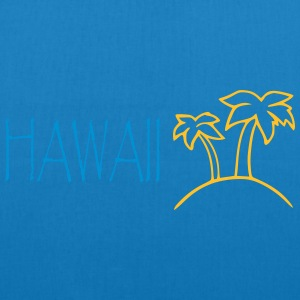 HAWAII - SIMPLE - EarthPositive Tote Bag