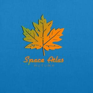 Space Atlas T-Shirt Autumn - EarthPositive Tote Bag