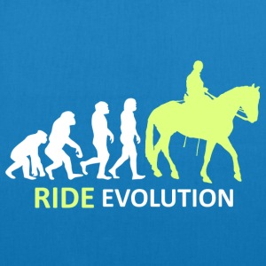 ++ ++ Ride Evolution - Ekologisk tygväska