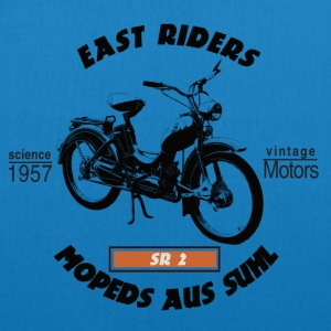East Riders Mopeds from Suhl - EarthPositive Tote Bag