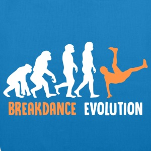 ++ ++ Breakdance Evolution - EarthPositive Tote Bag