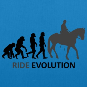 ++ ++ Ride Evolution - Øko-stoftaske
