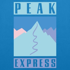 Peak Express - EarthPositive Tote Bag
