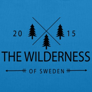 The Wilderness Of Sweden - EarthPositive Tote Bag