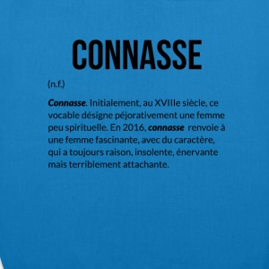 Connasse_Definition - Bio stoffen tas