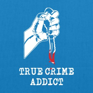 True Crime Addict - Ekologisk tygväska