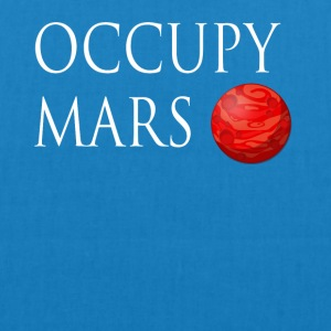 Occupy March Space - Bio-Stoffbeutel