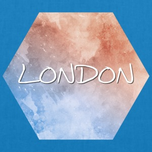London - Øko-stoftaske