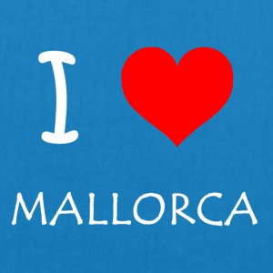 I Love Mallorca - EarthPositive Tote Bag