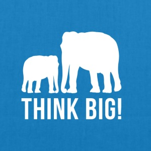 Think BIG - Bio-Stoffbeutel