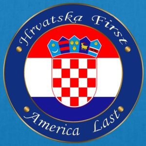 Hrvatska first - EarthPositive Tote Bag