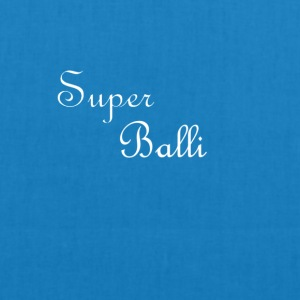 Super Balli - EarthPositive Tote Bag