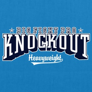 big fight pro knockout 01 - EarthPositive Tote Bag