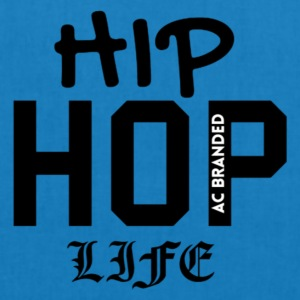 Hip Hop Life AC BRANDED - EarthPositive Tote Bag