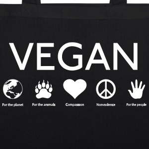 Vegan shirt - EarthPositive Tote Bag