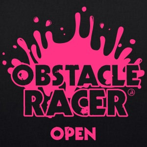 Open Obstacle Racer - Bio stoffen tas