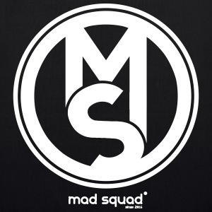 Squad Mad Man-Fan-T-Shirt - Bio-Stoffbeutel
